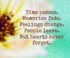 Οι καρδιές δεν ξεχνάνε...